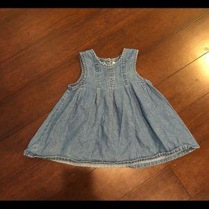 VTG • Girls • Denim • Dress